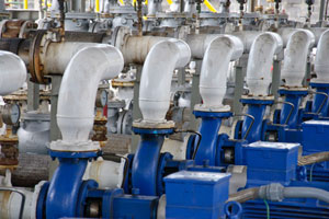 Household and industrial pumps