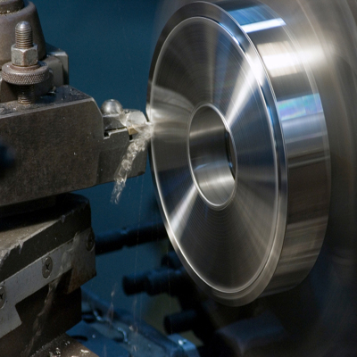 Manufacturing of metal parts